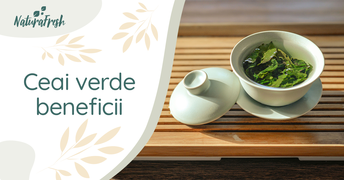 Care este cel mai bun ceai verde pentru slabit