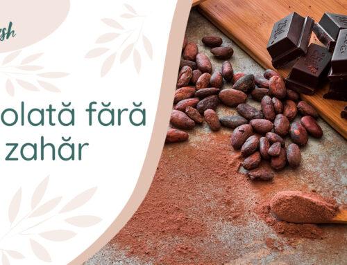 Ciocolată fără zahăr – 5 curiozități