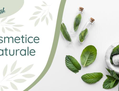 Cosmetice naturale – 5 produse bio ca să ai grijă de tine