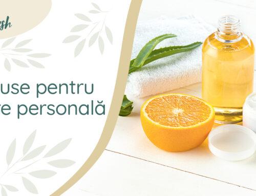 Produse pentru îngrijire personală – 13 produse ecologice și naturale