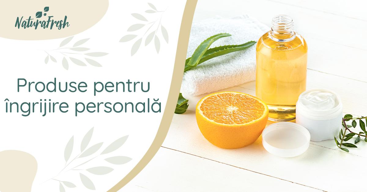 Produse pentru îngrijire personală 13 produse ecologice și naturale - Produse pentru îngrijire personală