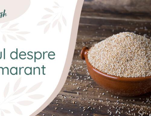 Totul despre Amarant – 5 beneficii și recomandări de preparare
