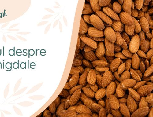 Totul despre migdale – 5 beneficii și recomandări de preparare