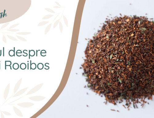 Totul despre ceai Rooibos