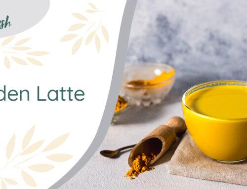 Rețetă turmeric – Golden latte