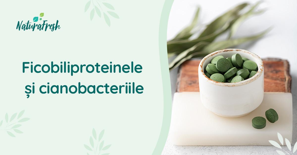 Ficobiliproteinele și cianobacteriile - NaturaFresh - Surse de ficobiliproteine spirulina